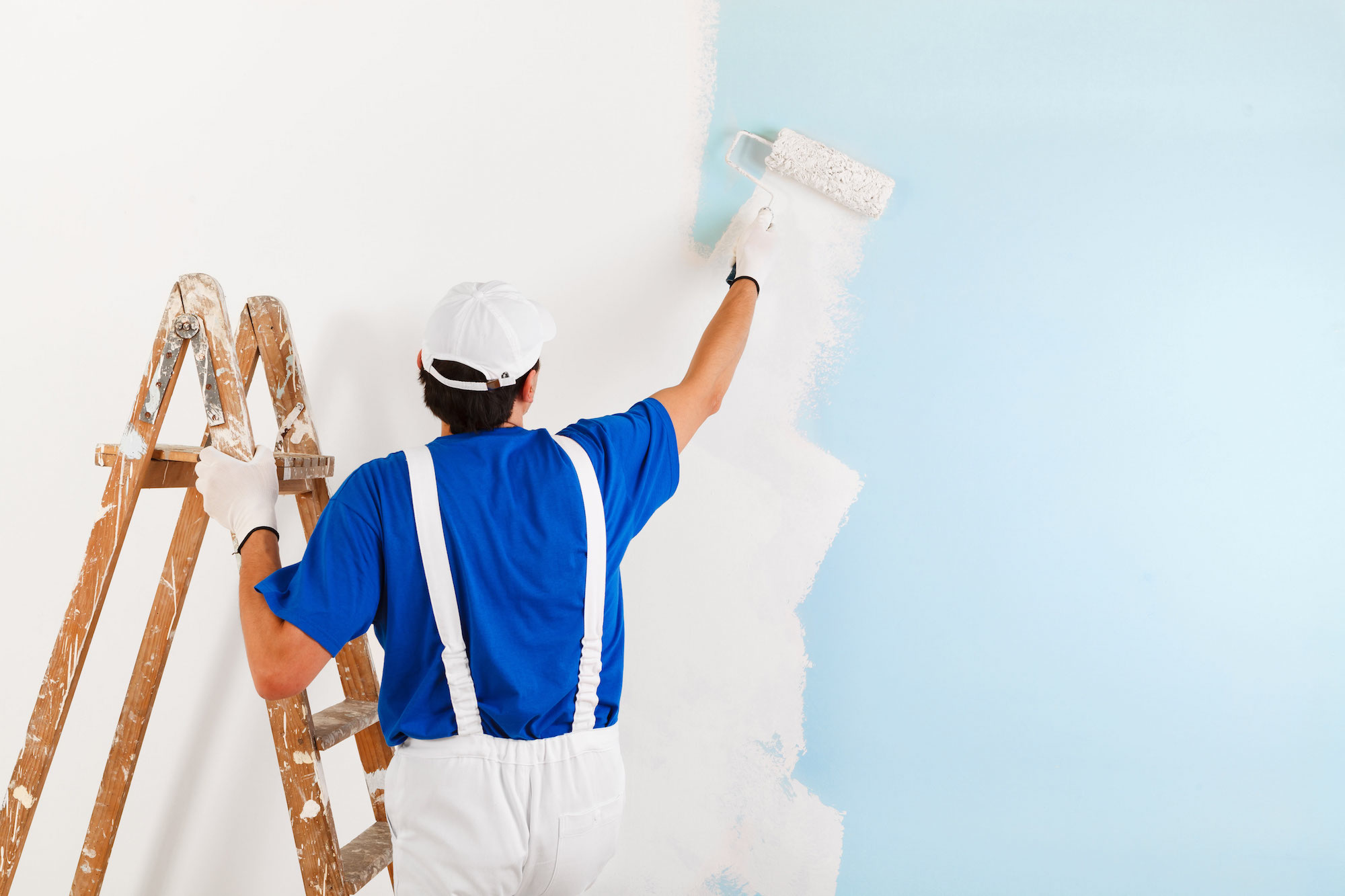 Painting and Protecting Homes
